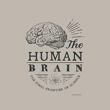 Science - Human Brain by SolarShadow1