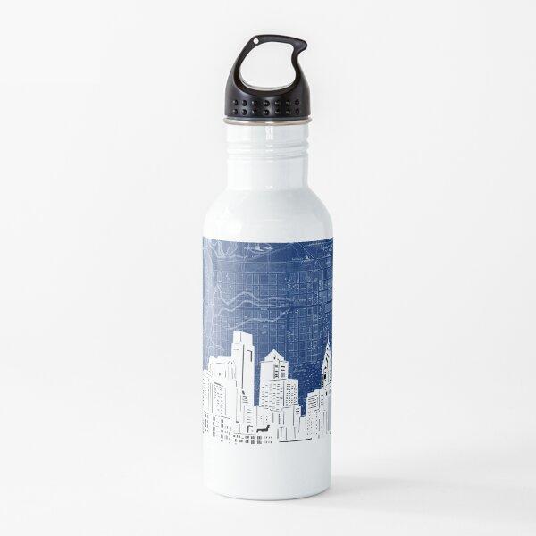 Philadelphia-Skyline Trinkflasche
