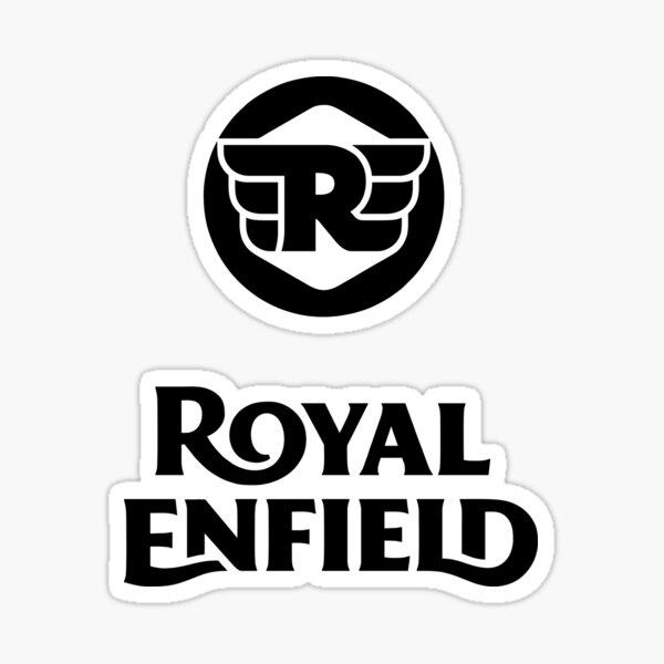 enfield royal Sticker