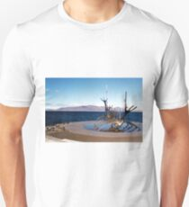Viking ship, Reykjavik, Iceland Unisex T-Shirt