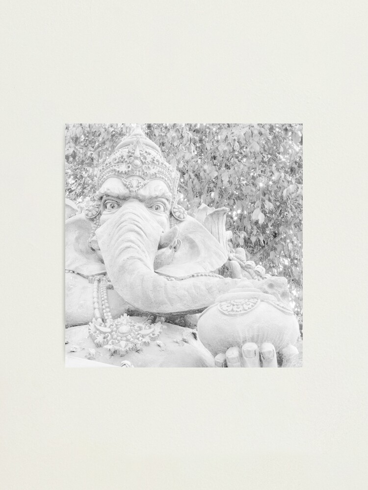 Alternate view of Ganesha Photographic Print