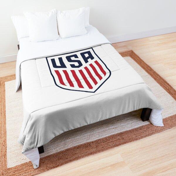 USWNT US Womens National Soccer Team Comforter