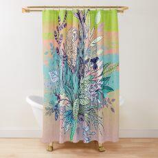 Life Shower Curtain
