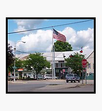 Nunda, New York Photographic Print
