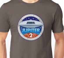 Jupiter 2 Mission Patch Unisex T-Shirt