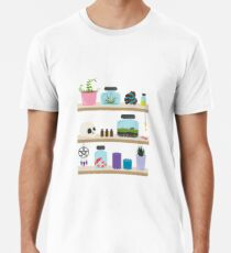 Witch Shelves, The Other Wall Premium T-Shirt