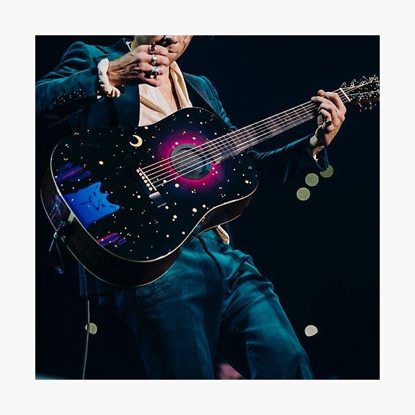 galaxi guitar Photographic Print