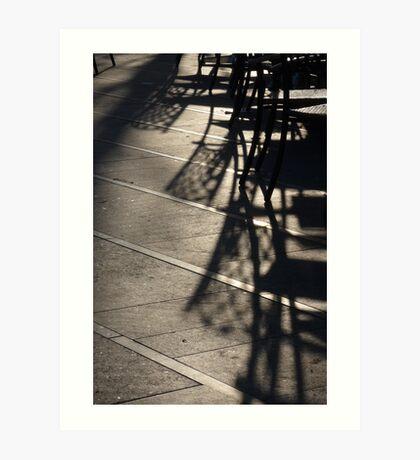 Morning at Heuvel 1 Art Print