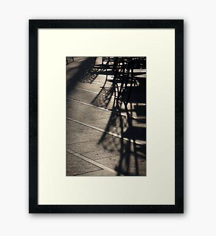 Morning at Heuvel 1 Framed Print