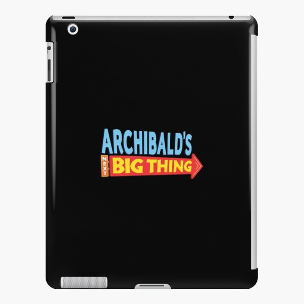 Archibald's Next Big Thing iPad Snap Case