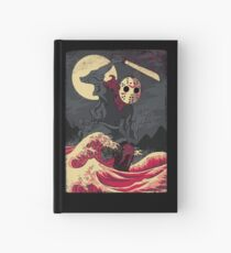 Crystal Lake Demon Hardcover Journal