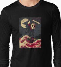 Crystal Lake Demon Long Sleeve T-Shirt