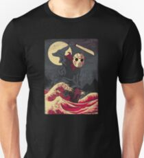 Crystal Lake Demon Slim Fit T-Shirt