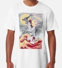 Crystal Lake Demon Long T-Shirt