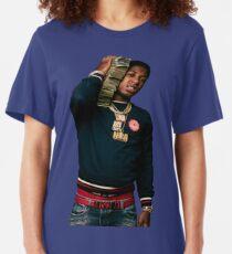 nba youngboy Slim Fit T-Shirt