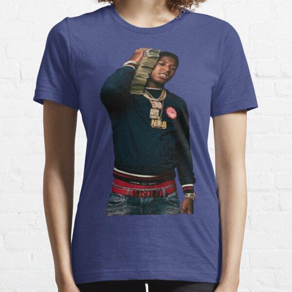 nba youngboy T-shirt essentiel