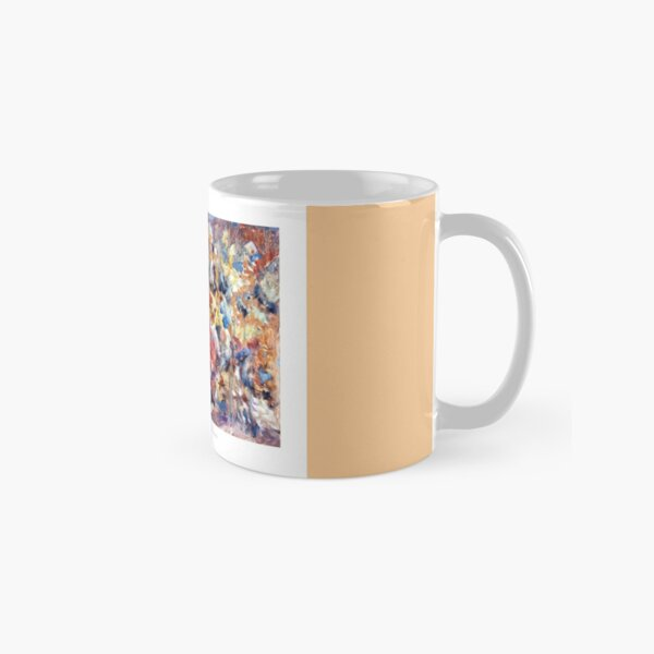 Find Your Place to Bloom. Inspirational design from original oil painting by Pamela Parsons Classic Mug