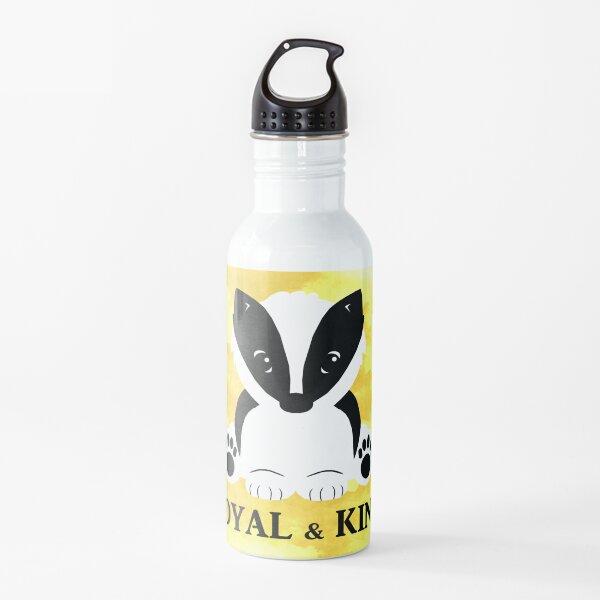 Cute Badger Water Bottle