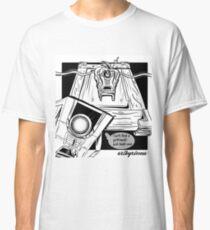 Claptraps Freundin Classic T-Shirt