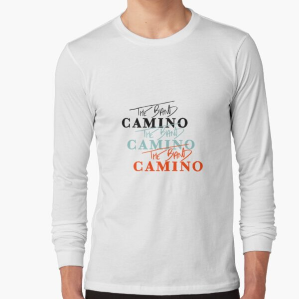 The Band Camino trilogy Long Sleeve T-Shirt