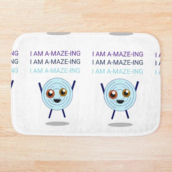 I am amazing funny Bath Mat