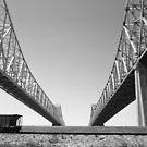 Two Bridges by AnalogSoulPhoto