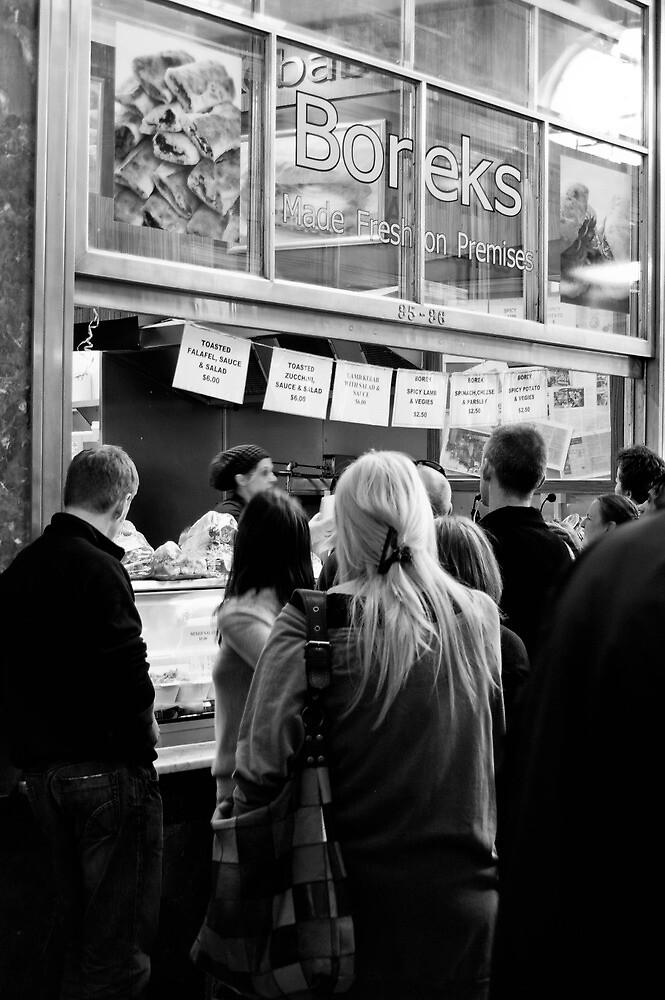 The Borek Shop - Melbourne by skyebelle