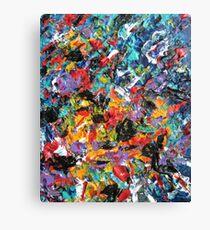 Colorful Original Artwork  Canvas Print