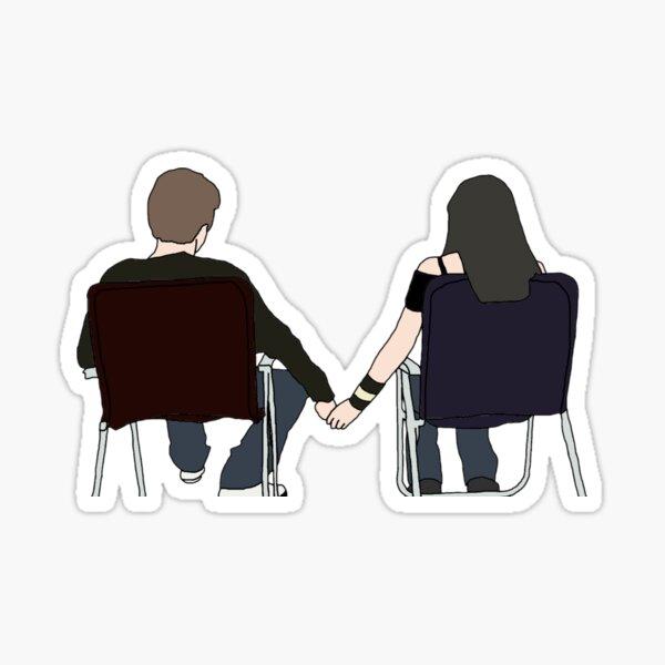 Jesse and Jane Sticker