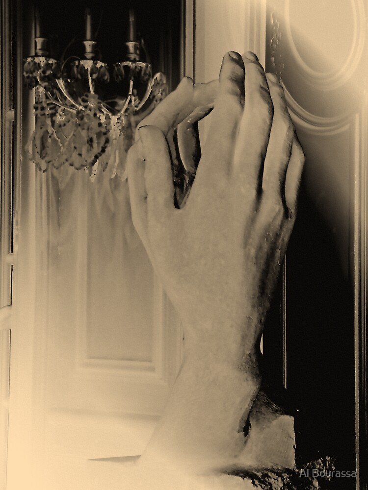 Hands, by Rodin by Al Bourassa