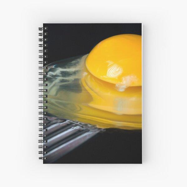 Now That's A Yolk Spiral Notebook