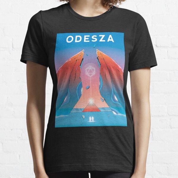 odesza moment apart cliff full tour 2019 2020 gabungan4 Essential T-Shirt