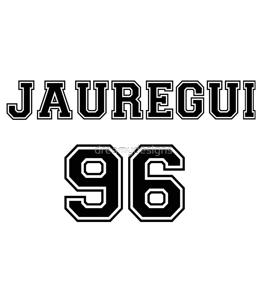 Lauren Jauregui 96 Jersey by dreamydesigns
