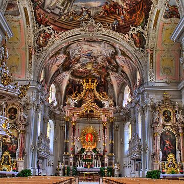 Church - Salzburg by adng