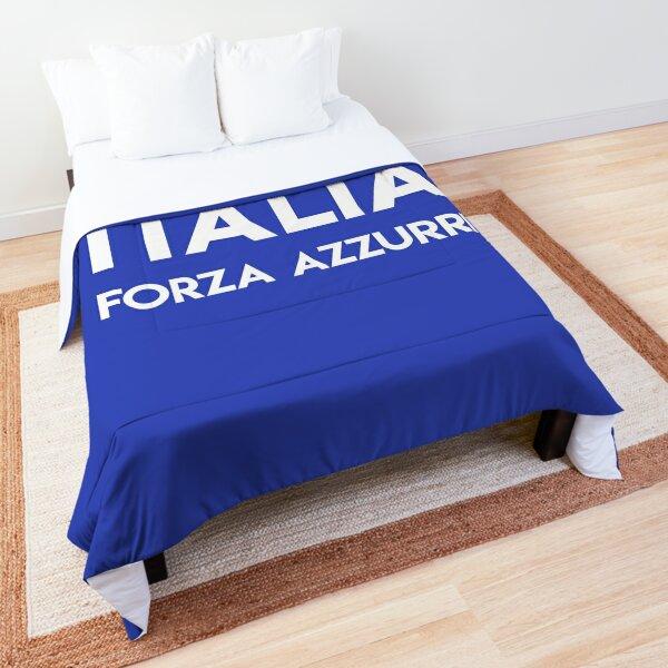 Italy Italian Forza Azzurri Comforter