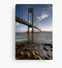 Lienzo Verrazano-Narrows Bridge, New York City