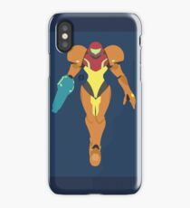 Samus - Super Smash Bros. iPhone Case/Skin