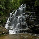 Sylvia Falls, Valley of the Waters, Wentworth falls, NSW by Colin12