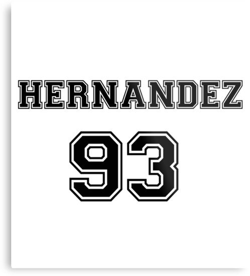 Ally Brooke Hernandez 93 Jersey by dreamydesigns