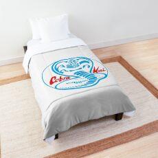 Cobra  Kai Blue & Red Comforter