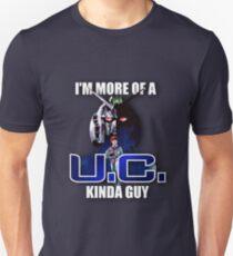 Universal Century Man Unisex T-Shirt
