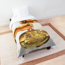 Cobra Kai Medal Comforter