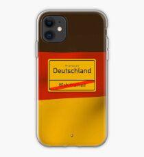 Wahlfreiheit iPhone-Hülle & Cover