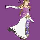 Zelda - Super Smash Bros. by samaran