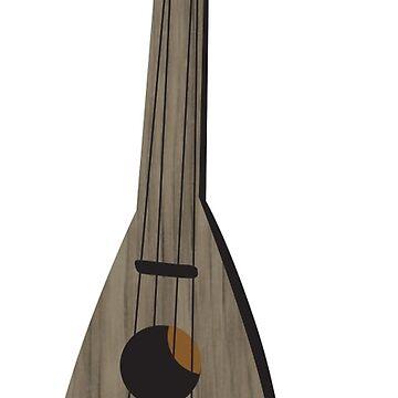 Ukulele by KirstenChambers