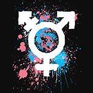 Transgender Pride by TEEPECKER