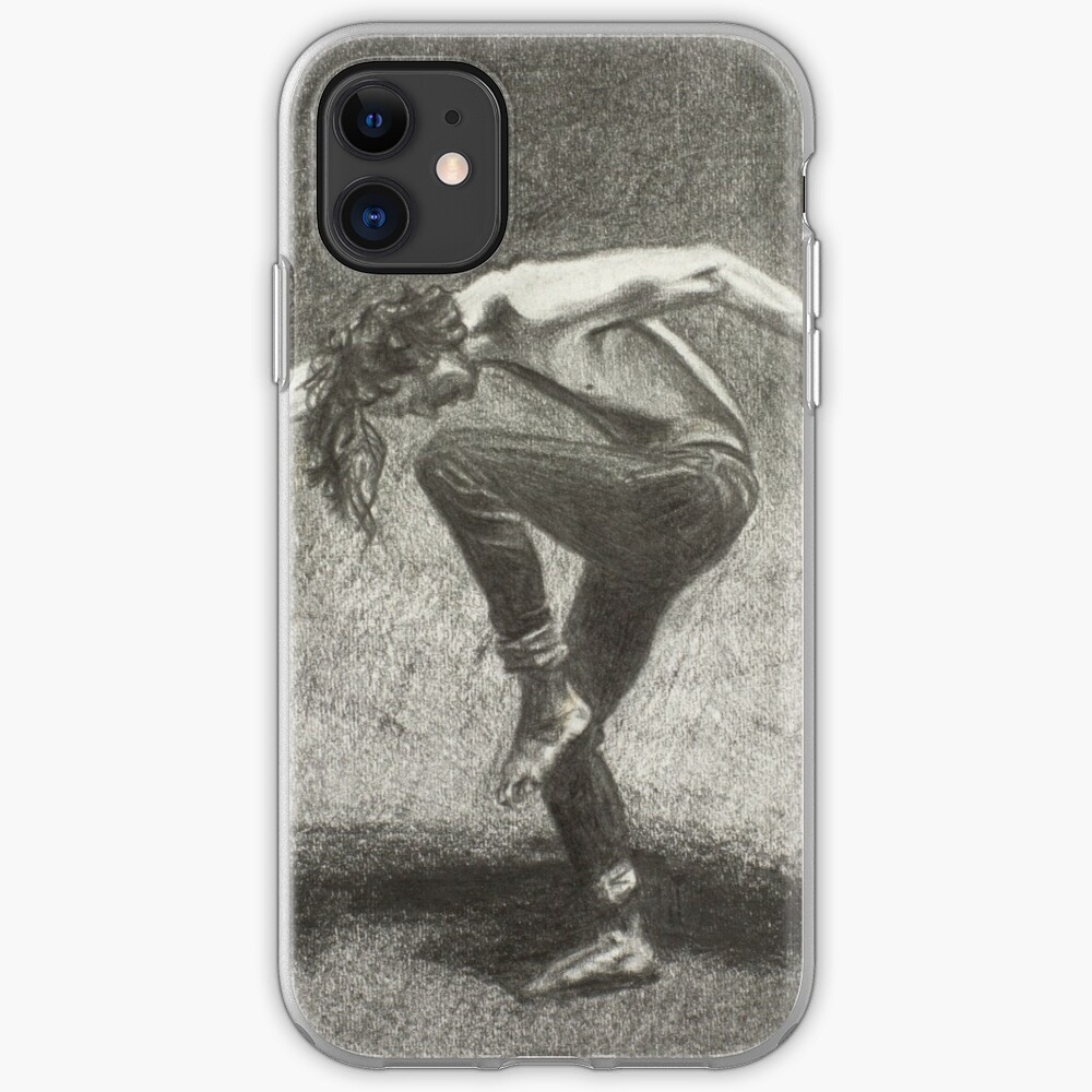 Man in Bondage - Fernal Files Cover iPhone Case & Cover