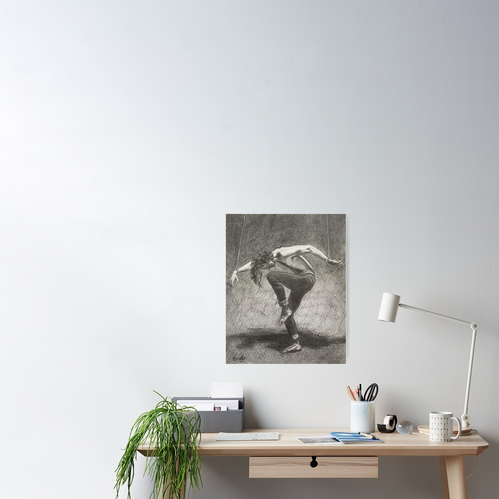 Man in Bondage - Fernal Files Cover Poster