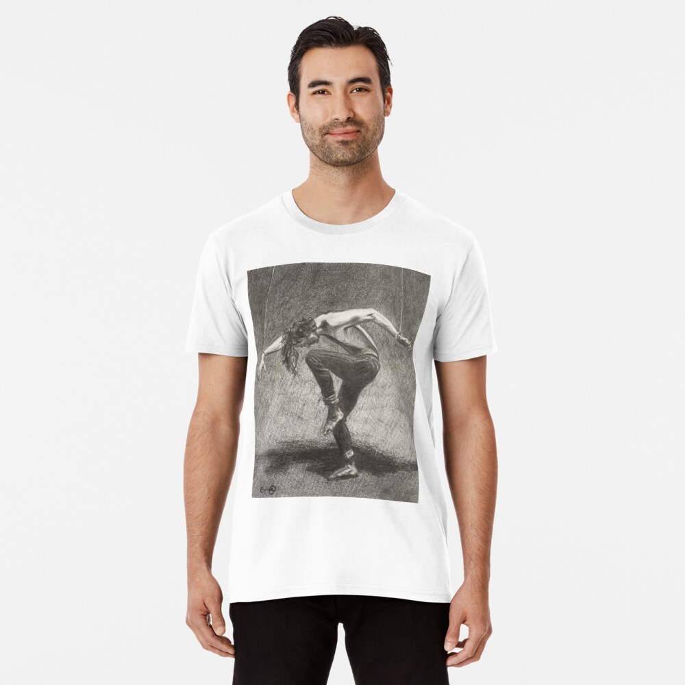 Man in Bondage - Fernal Files Cover Premium T-Shirt