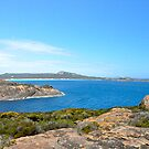 Outlook on Cape Le Grand National Park by Karina Walther